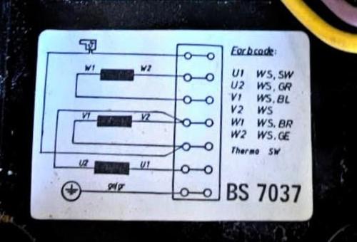 Tripus-Schalter bei einer Scheppach Wippsäge WS 500 ersetzen