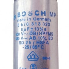 Ersatztypen für Bosch MP-Kondensatoren