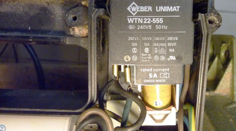Schalter Dewalt DW1501