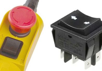 Ersatz für Schalter/Taster Kedu HY12-9-3