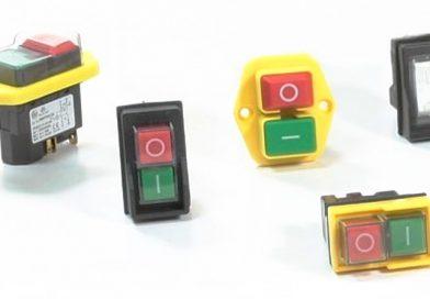 Einbauschalter Kedu KJD17, KJD17-B und DKLD DZ-6