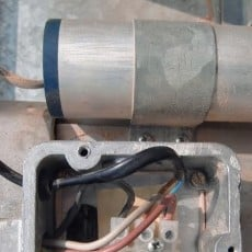 Welche Kondensatorkapazität bei einem Wechselstrommotor?