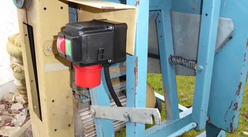 Wechselstrommotor - Anschlüsse identifizieren