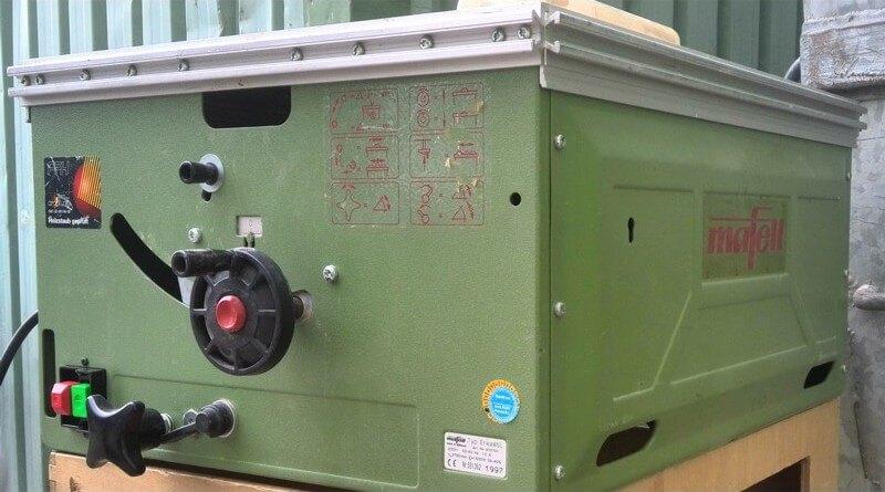 Klinger&Born Schalter für Mafell Erika 85L 230V