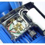 Wenn der Motor nur brummt, ist der Kondensator kaputt oder auch nicht