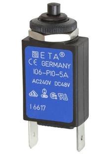 Weber Überstromschutzschalter T11 211-3 A