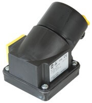 SSK340 1 - Switch-plug combination up to 3 kW, cement mixer switch