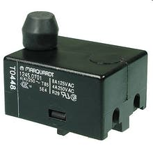 652  - Push-button switch, N/C contacts, 2-pole - Marquardt 1245.0701