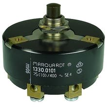 613  - Push-button switch, N/O contacts, 3-pole - Marquardt 1330.0101