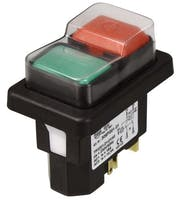 306P202 2 - Insert switch Tripus TP3251, 306P202 (replacement for Kedu KJD17B)