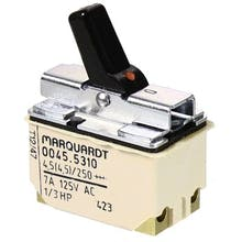 459  - Toggle switch, Off-switch, 2-pole - Marquardt 0045.5310