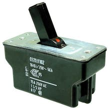 150A  - Toggle switch, Off-switch, 2-pole - Marquardt 0320.0302