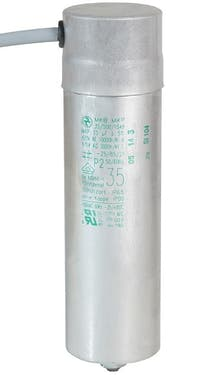 350400MBA  - Operating capacitor 35 µF / 450 V, aluminium can