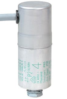 040400MBA  - Operating capacitor 4 µF / 450 V, aluminium can
