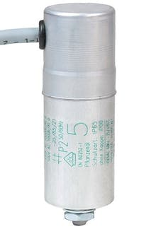 050400MBA  - Operating capacitor 5 µF / 450 V, aluminium can