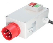 SSK300B  - Switch-plug combination K3000/B/KliBo7,5/P with brake