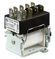 307P051 1 - Replacement contactor Tripus 307P051, 4 N/O contacts, Coil voltage 400V
