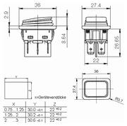 umschalter marquardt wasserdicht ip65. Black Bedroom Furniture Sets. Home Design Ideas