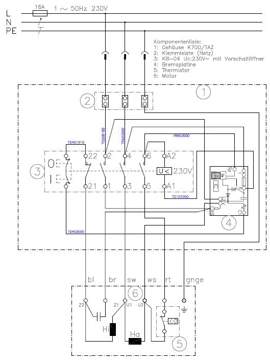 motorschalter k700 vb taz nka9 ka12 f r mafell erika 85l. Black Bedroom Furniture Sets. Home Design Ideas