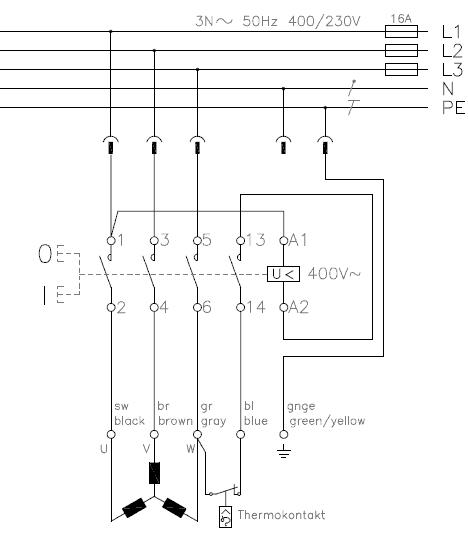 Ausgezeichnet Wechselstrommotor Schaltplan Ideen - Elektrische ...