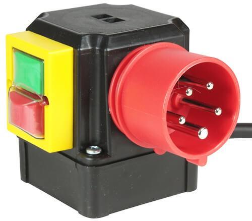 kreiss genschalter schalter stecker kombination mit motorschutz. Black Bedroom Furniture Sets. Home Design Ideas